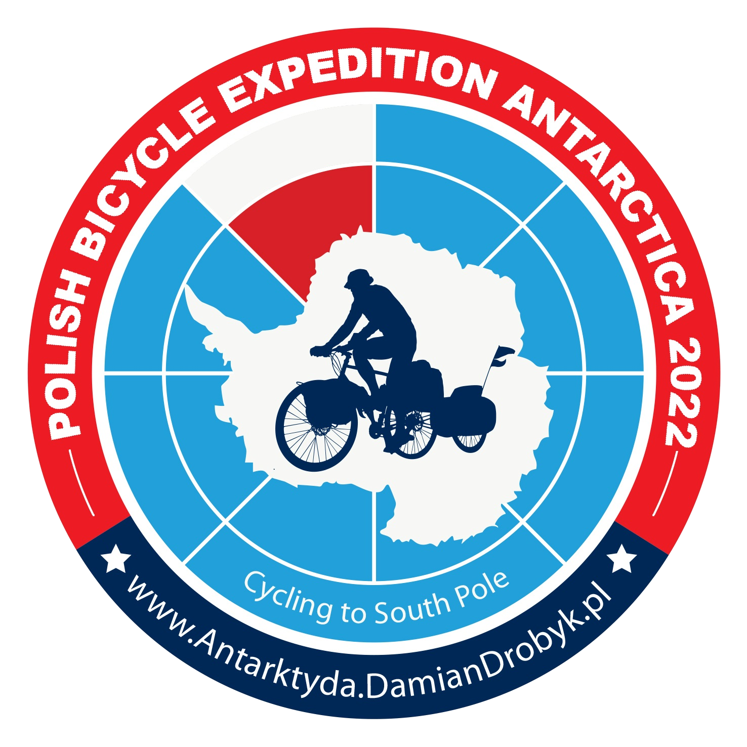 Polish Bicycle Expedition Antarctica 2022
