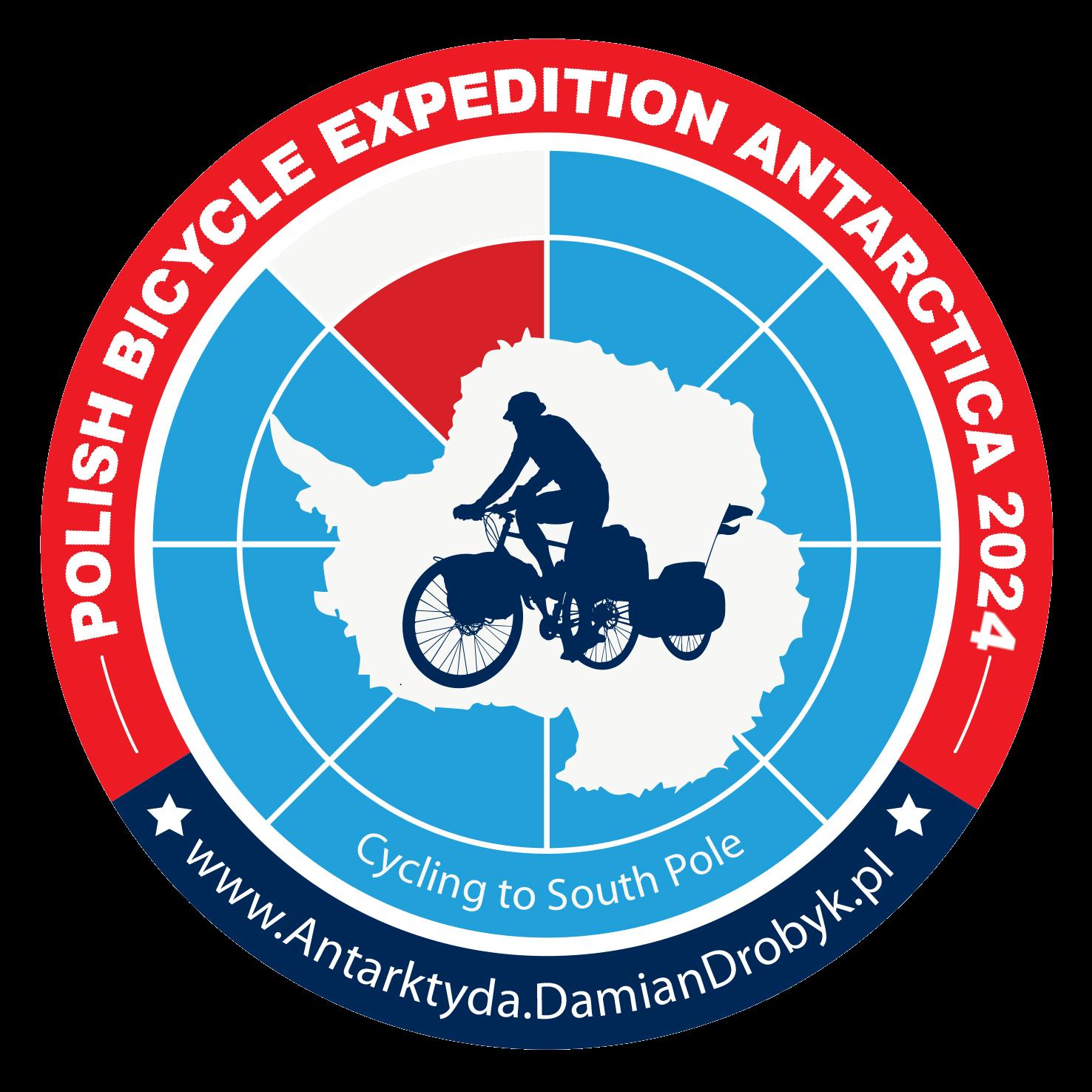 Polish Bicycle Expedition Antarctica 2024
